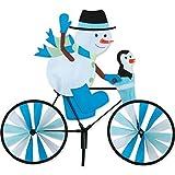 20 In. Bike Spinner -Snowman by Premier Kites