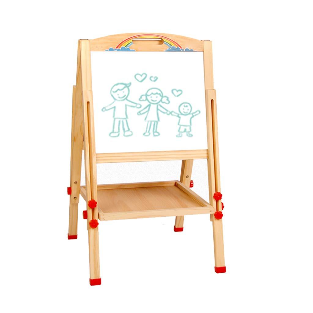 nueva marca Kaiyu Tablero Tablero Tablero de Dibujo de Doble Cara magnética del hogar Tablero de Dibujo Tablero de Dibujo Tipo de Soporte de Tablero de Dibujo para niños  muy popular