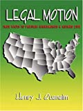 Legal Motion, Henry Quanaim, 1595263950