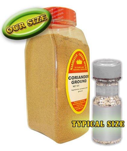 XL Size Marshalls Creek Spices Coriander Ground 16 oz