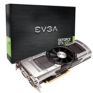EVGA GeForce GTX690 4096MB 512bit GDDR5, Dual GPU, 2xDVI-I, DVI-D,Mini Display-Port, Quad SLI Ready Graphics Card (04G-P4-2690-KR)