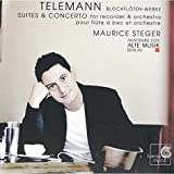Telemann: Suites & Concerto for Recorder