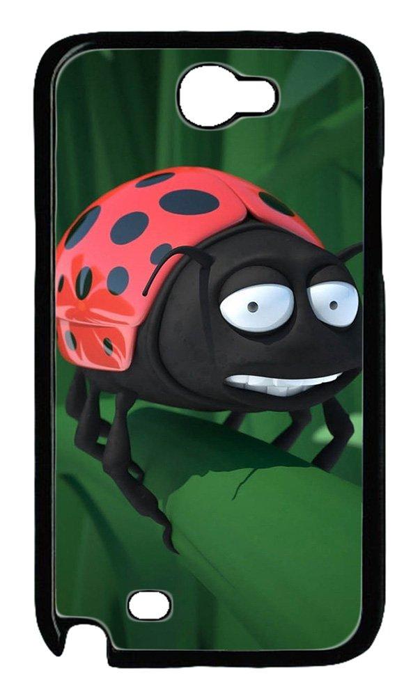 Amazon.com: Hand-painted Ladybug PC Case For Samsung Galaxy ...