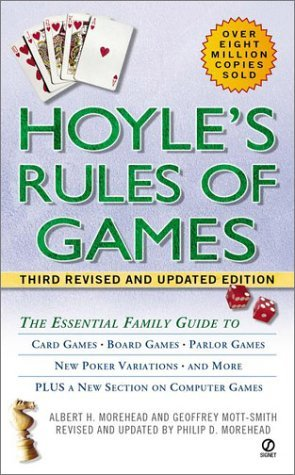 Download Hoyle's Rules of Games, Third Revised and Updated Edition (Mass Market Paperback) pdf epub