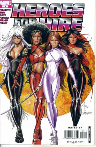 Heroes For Hire #4 (Marvel Comics) ebook