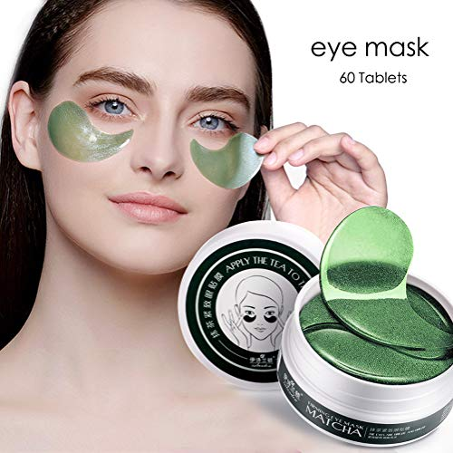 Eye Treatment Mask Reduces Wrinkles and Puffiness, Lightens Dark Circles and Reduces Bags Under Eyes, Moisturizes and Anti Aging Skin ()