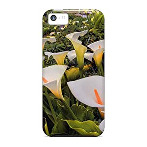 [GQc40773HyOM] - New Beauty Flowers Protective Iphone 5c Classic Hardshell Cases