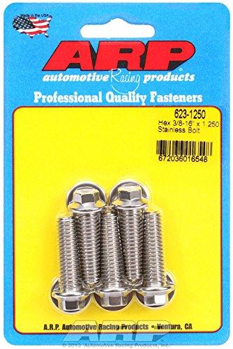 5 16 hex head bolt - 3