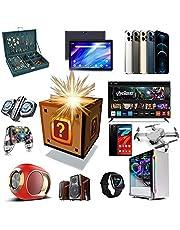 Mystery box elektronische, gelukkige verrassingsdozen, mobiele telefoons, laptop, smartwatches, hoofdtelefoons en meer, alles wat mogelijk is