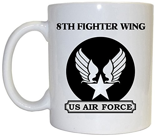 8th Fighter Wing - US Air Force Mug, 1026