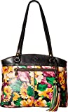 Patricia Nash Women's Poppy Tote Summer Evening Bloom Handbag