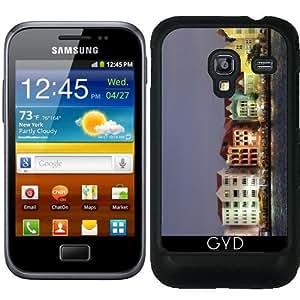 Funda para Samsung Galaxy Ace Plus S7500 - Curacao En La Noche by Christine aka stine1