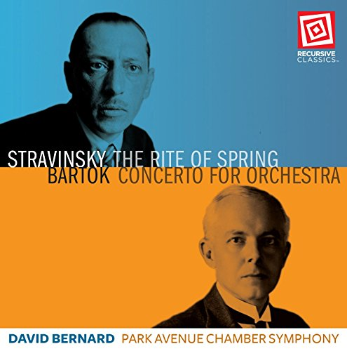 (Stravinsky: The Rite of Spring - Bartók: Concerto for Orchestra, Sz. 116)