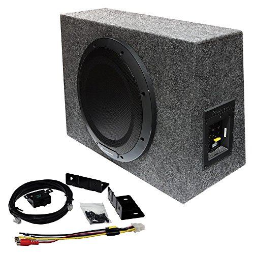 Pioneer TS-WX1010A 10 Sealed enclosure active subwoofer with built-in amplifier