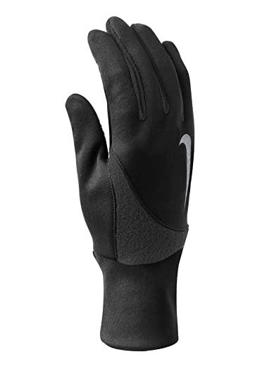 Nike Men's Element Thermal 2.0 Run Gloves (X-Large, Black/Anthracite)