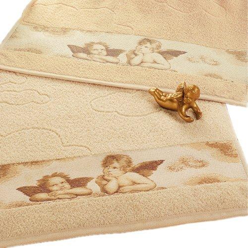 Dyckhoff 1422530201 Angel Towel 50 x 100 cm Natural