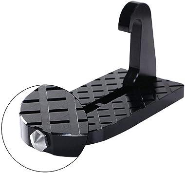 gmaognuo - Escalera Plegable para Coche, fácil Acceso a la Parte Superior del Techo del Coche (Negro): Amazon.es: Coche y moto