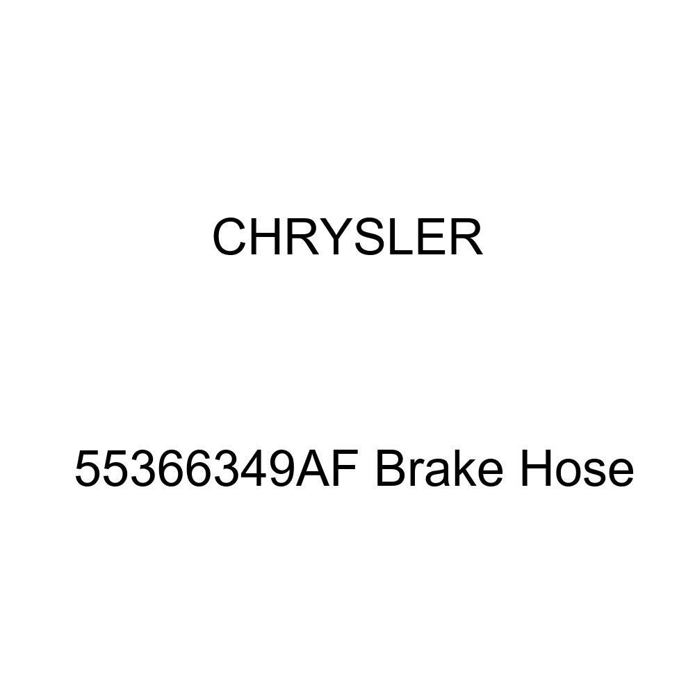 Genuine Chrysler 55366349AF Brake Hose