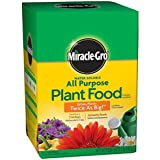 Miracle-Gro Water Soluble All Purpose Plant Food