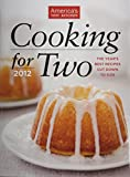 img - for Cooking for Two 2012 (America's Test Kitchen) book / textbook / text book