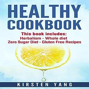 Healthy Cookbook Audiobook