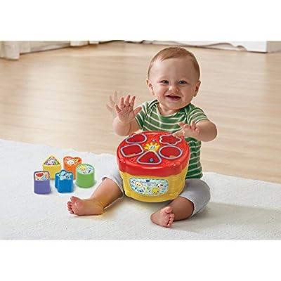 VTech Sort & Discover Drum: Toys & Games