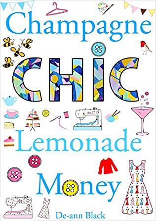 book cover of Champagne Chic Lemonade Money