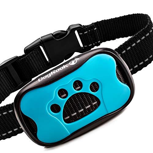 DogRook Bark Collar - Humane, No Shock Training...