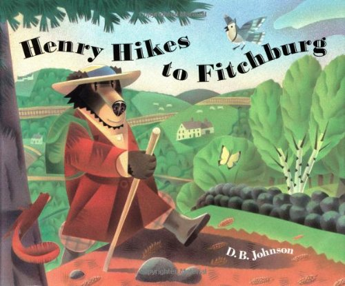 Henry Hikes to Fitchburg