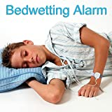 Bedwetting Alarm, Comizon Nocturnal Enuresis Treatment Nighttime Potty Training Alarm for Teenagers and Adult 1 Pack