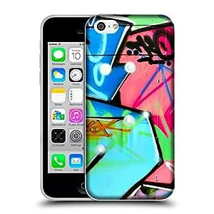 Super Galaxy Coque de Protection TPU Silicone Case pour // V00002342 Pintada // Apple iPhone 5C