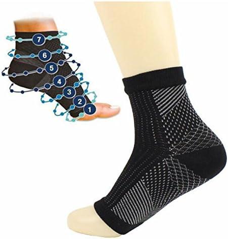 Alamor 3-Pack Yoga Tobillo Deportes Fitness Esguince Protección ...