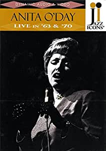 Jazz Icons: Anita O'Day Live in '63 & '70