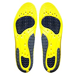 FootSpa Pro - Plantar Fasciitis Insoles, Orthotic Insoles for Women, Insoles Support the Heel and Provide Extreme Comfort