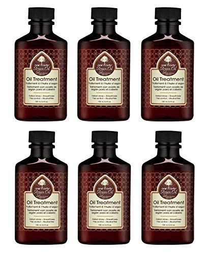 One N Only Argan Oil Treatment 3.4 Ounce 100ml 6 Pack