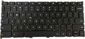 Laptop Keyboard for ACER for Chromebook 11 C771 C771T Black US United States Edition