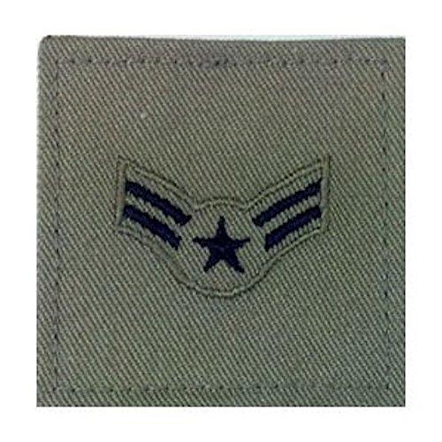 Sage Green AIR FORCE Rank Insignia - E-3 AIRMAN FIRST CLASS ()