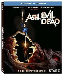 Cover Image for 'Ash Vs. Evil Dead: Season 3 [Blu-ray + Digital]'