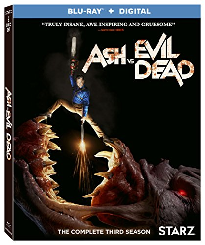 Ash Vs. Evil Dead: Season 3 [Blu-Ray + Digital]