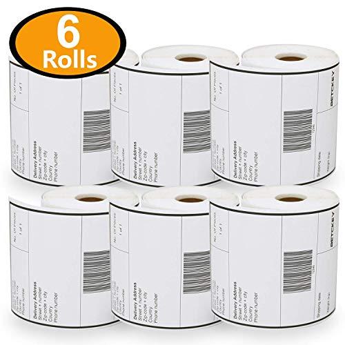 [6 Rolls, 250/Roll] 4