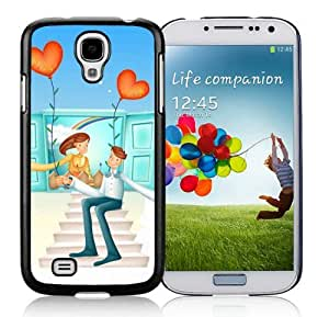 Cheap Case for Samsung Galaxy S4 Valentine's Day Gift for Girls Unique Designer Phone Accessories by runtopwell