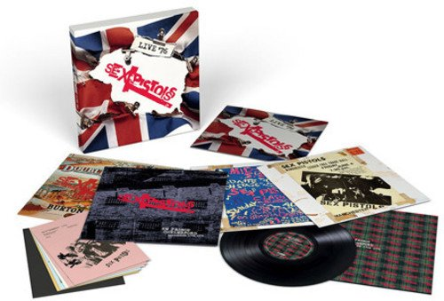 Sex pistols box set track list