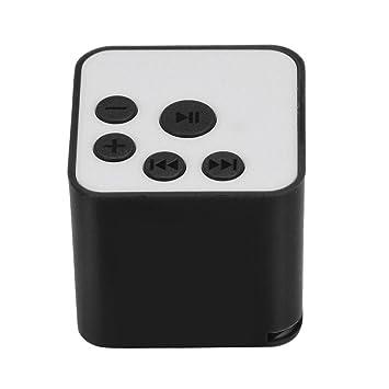 Malloom® USB Reproductor de MP3 Soporte de tarjeta micro SD TF Videos Musicales