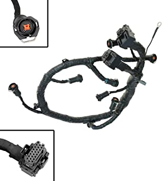 Amazon.com: Fuel Injector Module Wiring Harness 5C3Z9D930A for Ford F-350  Super Duty 06-07: Automotive | Ford F 350 Super Duty Wiring Harness |  | Amazon.com