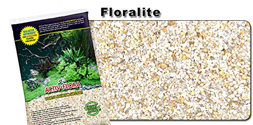 Nature's Ocean Activ-Flora Planted Substrate FLORALITE, 20-LB
