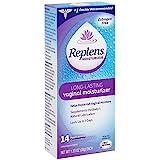 Replens Long-lasting Vaginal Moisturizer With Reusable Applicator, 35-gram Tubes (Pack of 2)