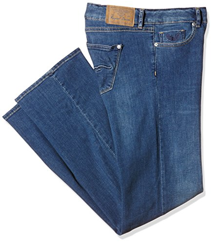 Bleu Femme Kaporal Clyde Relaxed Jeans qSwwTWIzn
