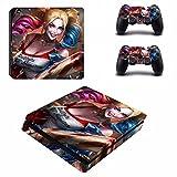 MightyStickers - Sexy Harley Quinn Baseball Bat PS4