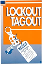Brady Lockout/Tagout Handbook, English (Pack of 10)