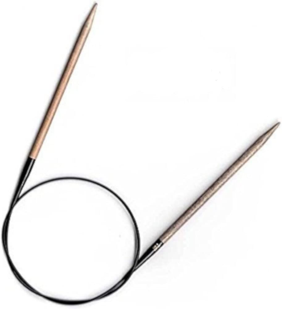 Lykke Aiguilles /à tricoter circulaires en bois flott/é 81,3/cm